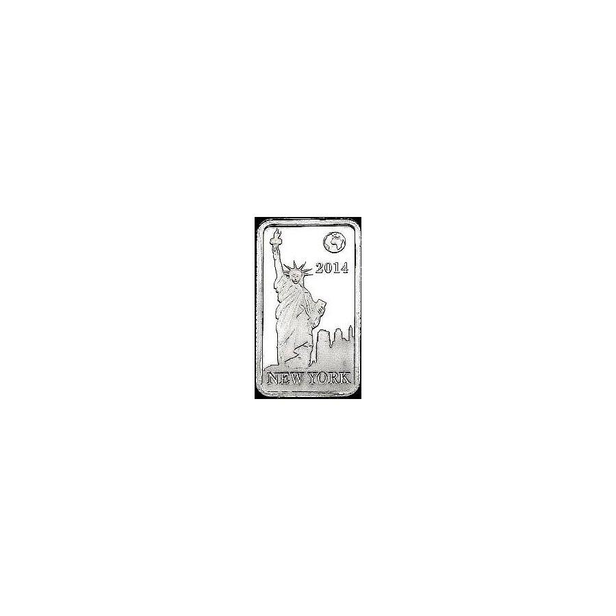 12 Dollar 2014 New York Freiheitsstatue 800