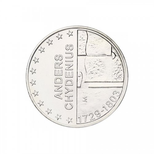 10 Euro 2003  Anders Chydenius  KM.110 stgl.