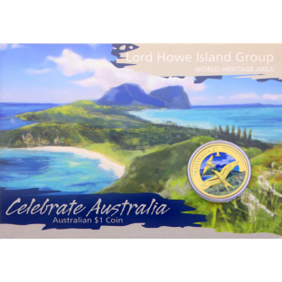 Dollar 2012 Lord Howe Island Group - Rußseeschwalbe
