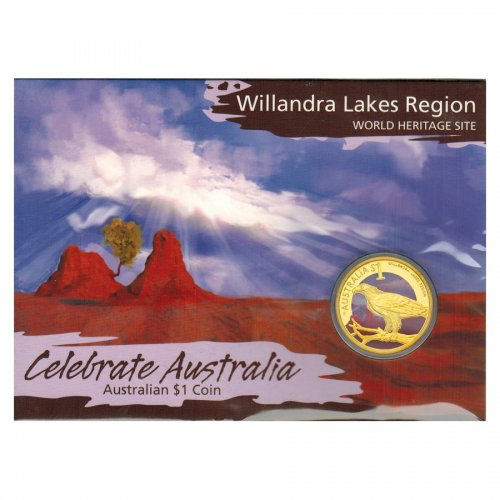 Dollar 2012 Willandra Lakes Region - Adler