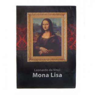 Dollar 2014 Mona Lisa